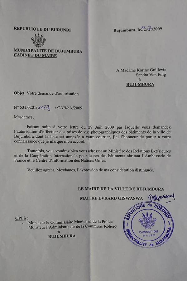 Burundi_Fotogenehmigung